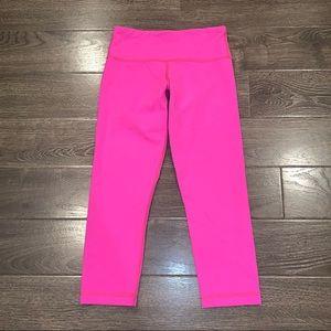 Lululemon Size 4 Hot Pink Wunder Unders